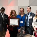 Alvine Engineering Wins Alumni Award