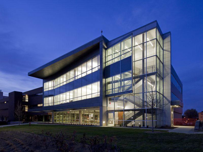 University of Nebraska Medical Center College of Nursing exterior