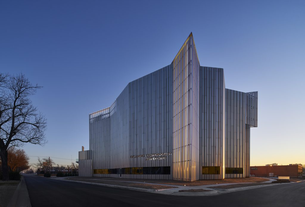 Folding Light Oklahoma Contemporary