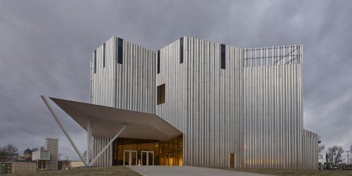 Folding Light Oklahoma Contemporary Art