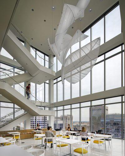2020DS09 600 Canal St, Dominion Energy Tower; Richmond Virginia; Architect: Pickard Chilton