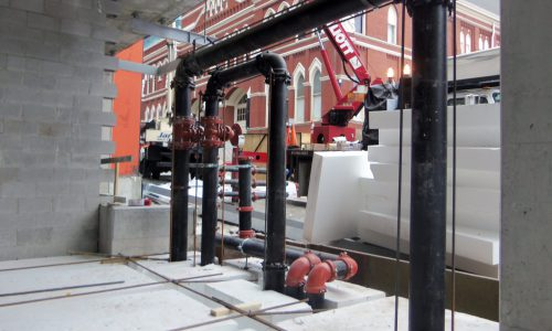 Alvine Engineering Fire Protection