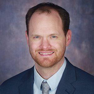 Headshot of Justin Olson